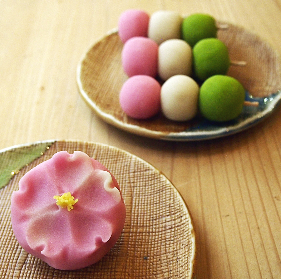 教えて職人さん! 桜とお花見の和菓子