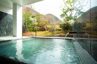 箱根の温泉調査